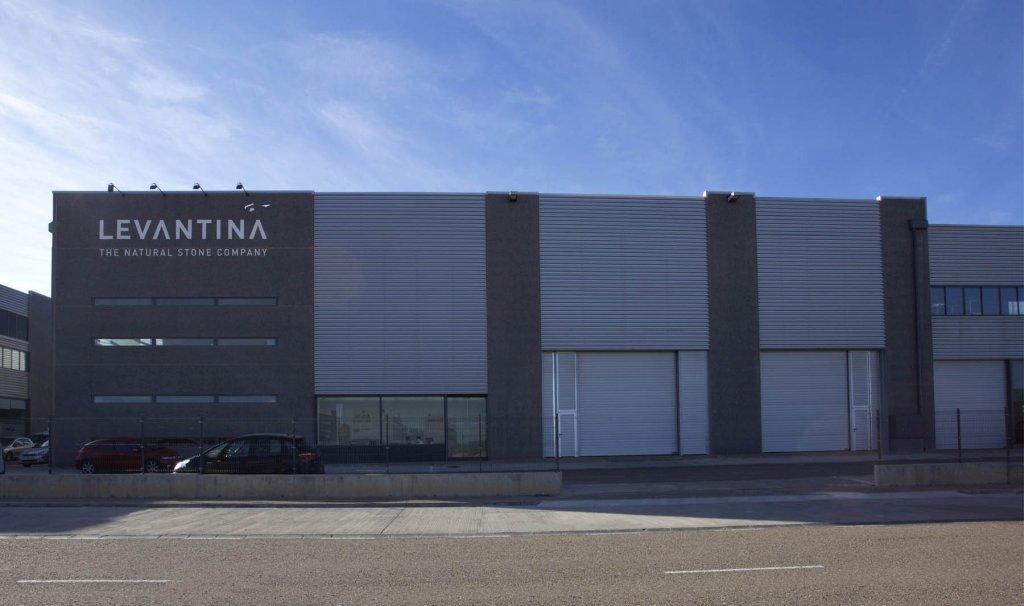 Nave industrial marmoles levantina inversiones montepino for Naves prefabricadas de ocasion