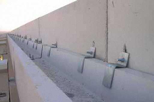 Paneles verticales de hormig n prefabricado tecnyconta - Hormigon prefabricado precio ...