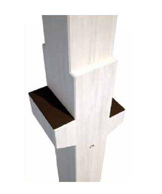 Pilar rectangular