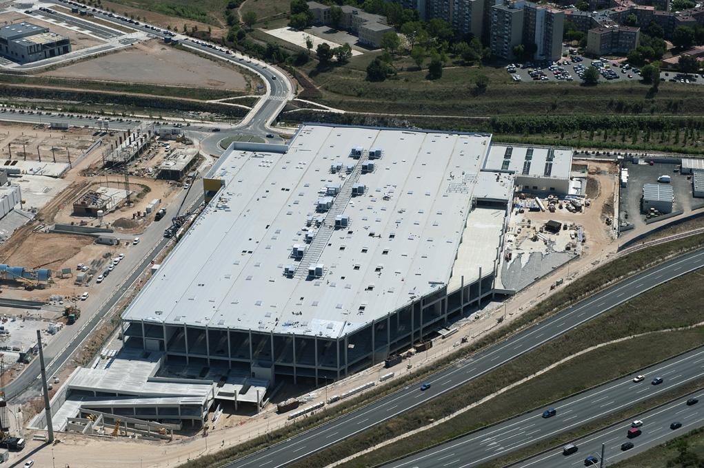 Centro Comercial Ikea. Sabadell TECNYCONTA