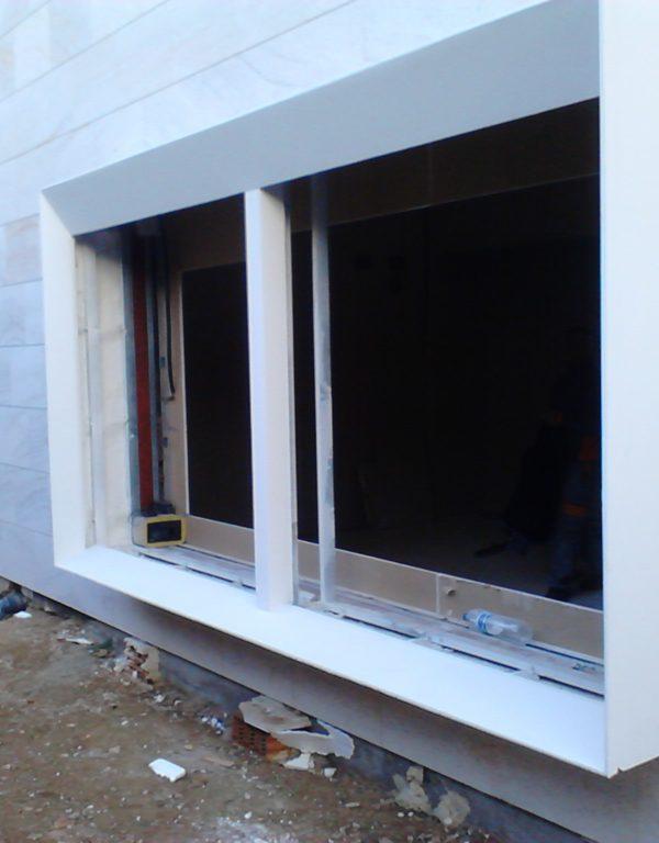 Proyectos de edificaci n con hormig n prefabricado tecnyconta - Casas modulares zaragoza ...