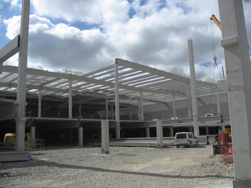Centro Comercial Ikea. Valladolid TECNYCONTA