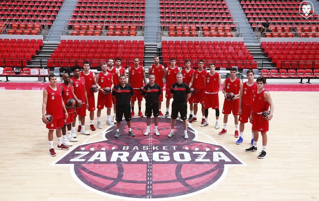 Prefabricados Tecnyconta será un año más el patrocinador del Basket Zaragoza