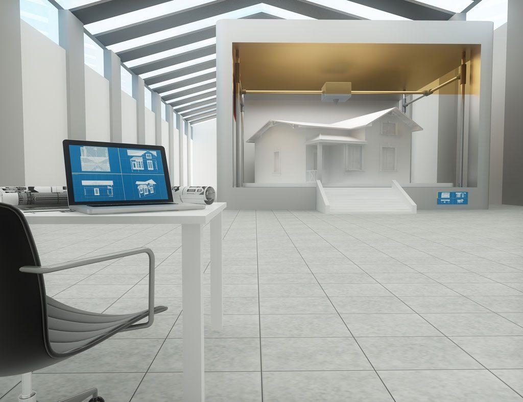 Impresión casas 3D